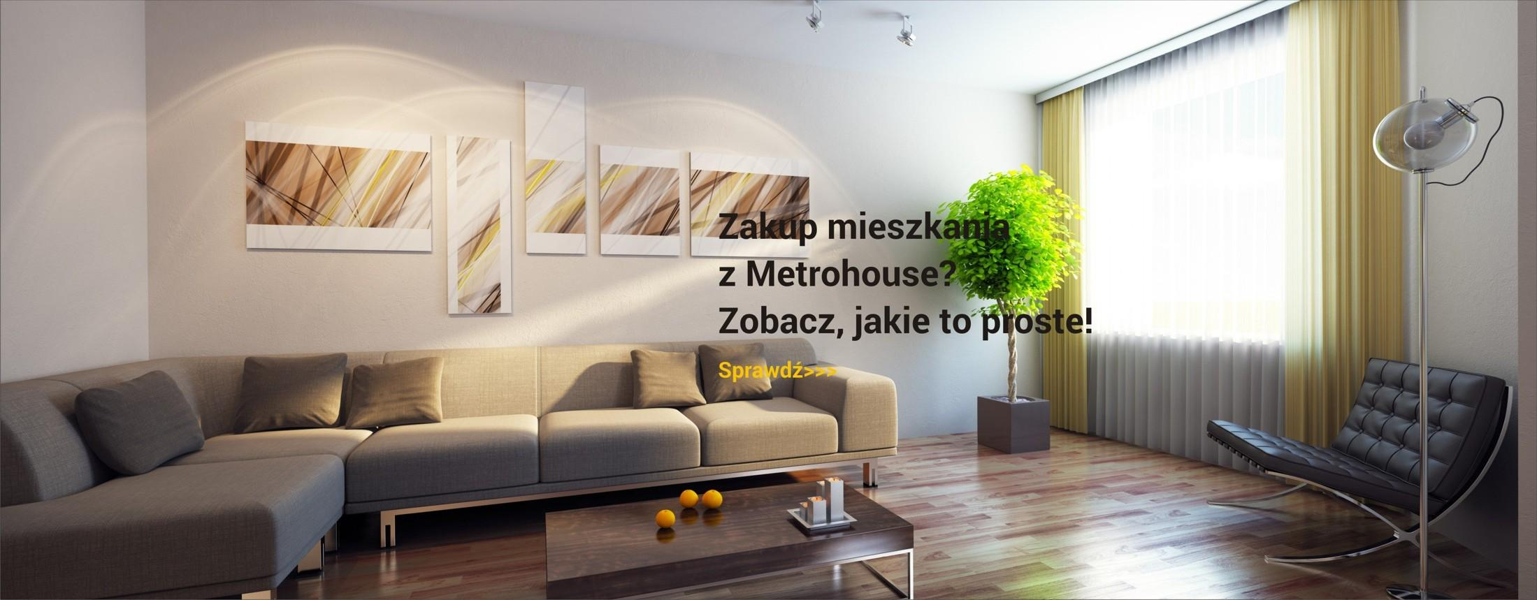 Metrohouse header slider image